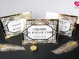 tabliczki Great Gatsby