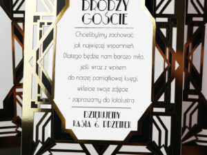 Instrukcja Art Deco